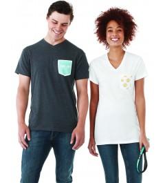 Monroe - T-shirt avec poche