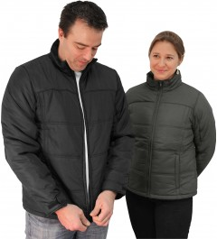 Olympus - Quilted Jacket