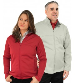 Banff - Laminated fleece jacket