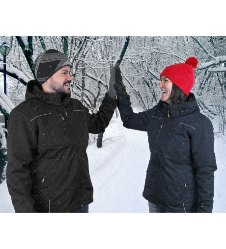 Everest - 3 in 1 Winter Soft Shell Jacket