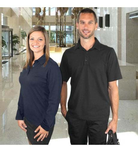 Monte-Carlo - Long sleeves polo