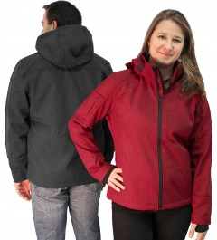 Forillon - Softshell jacket