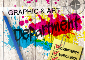 Graphic & Art department