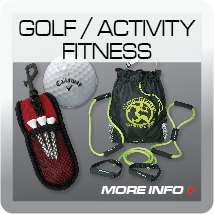golf activity fitness