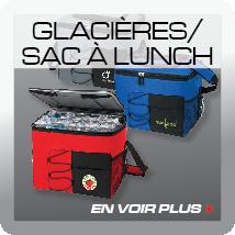 Glacières / sac à lunch