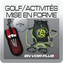 Golf activités mise en forme