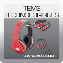 items technologiques